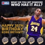 Happy Birthday Black Mamba