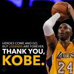 Thank You Kobe!