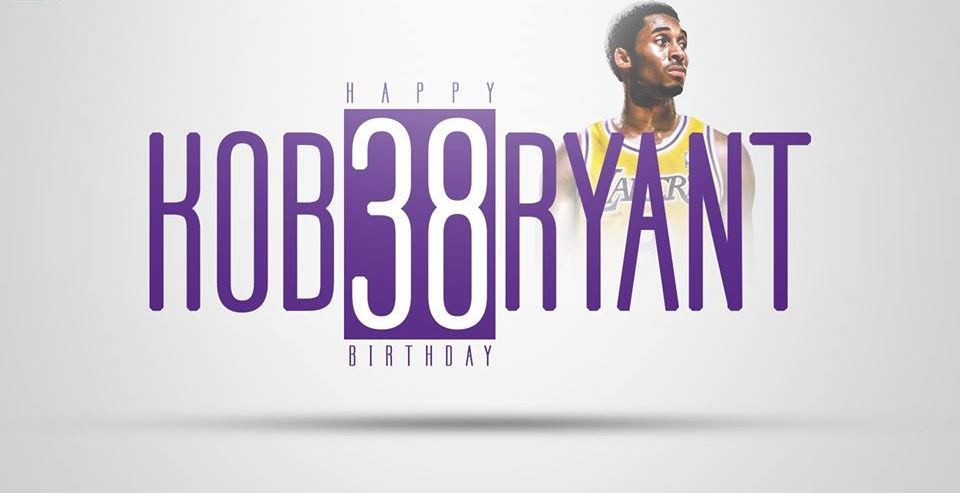 Happy Birthday Mamba