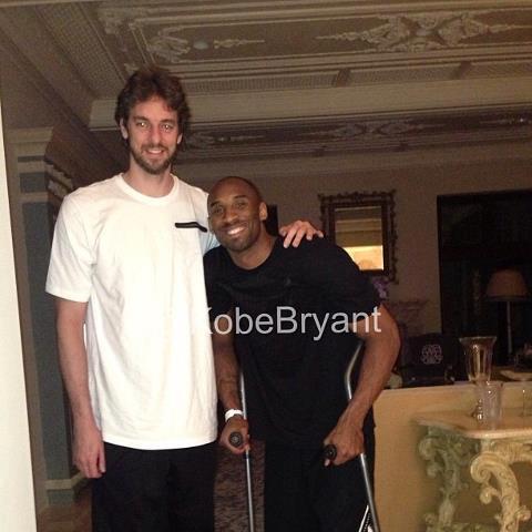 Kobe Bryant Injury