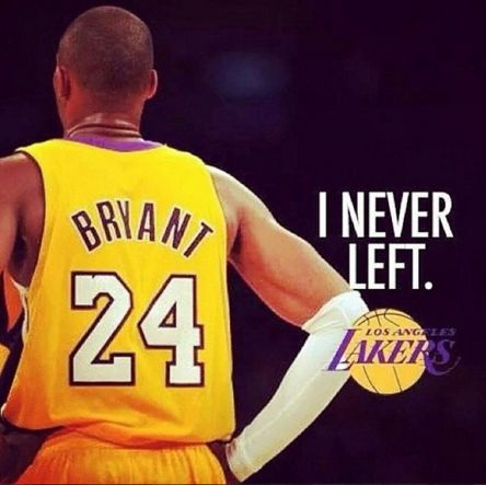 Kobe Bryant - I Never Left